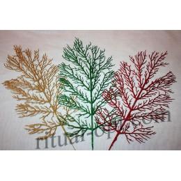 Золотой лист Дерево