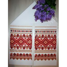 Полотенце на крест цветное 2м